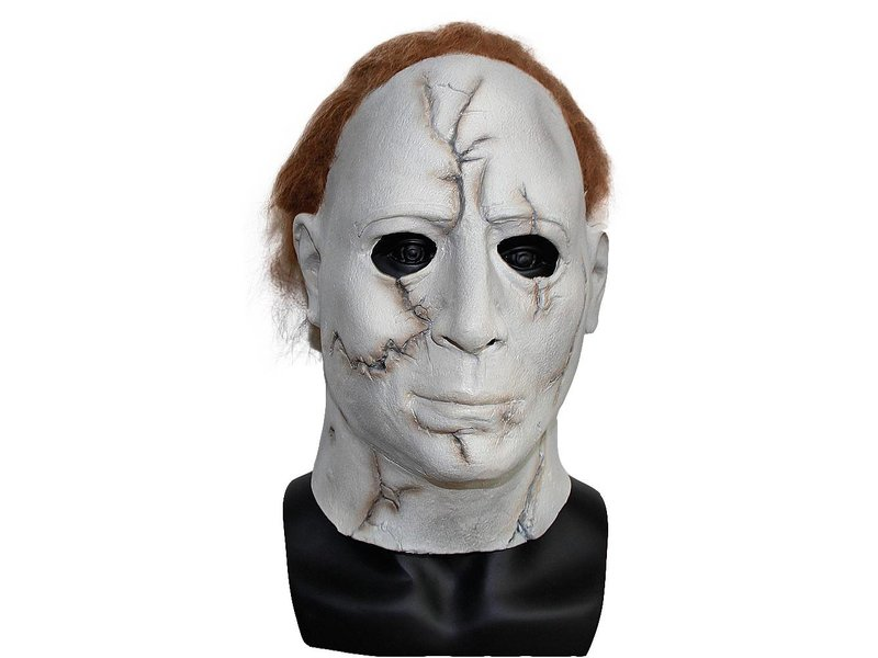 Halloween Hockey Masker.Michael Myers Mask Rob Zombie S 2007 Version