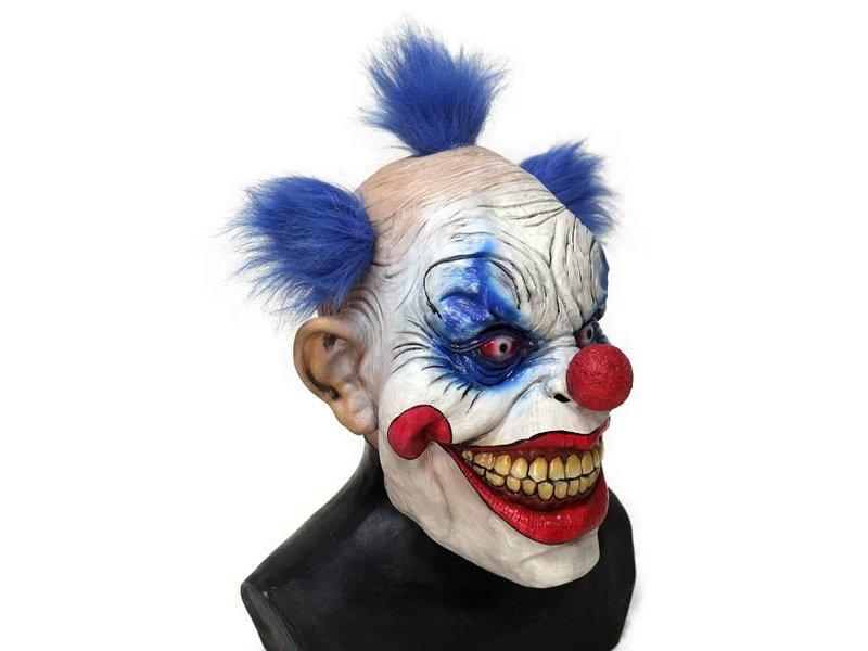 Killer clown masker 'Scratchy'