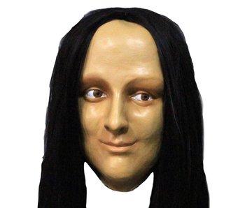 Mona Lisa masker