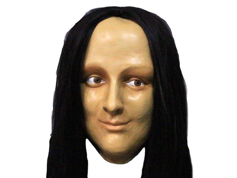 Mona Lisa masker (female mask)