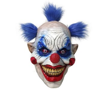 Killer clown masker 'Scratchy'
