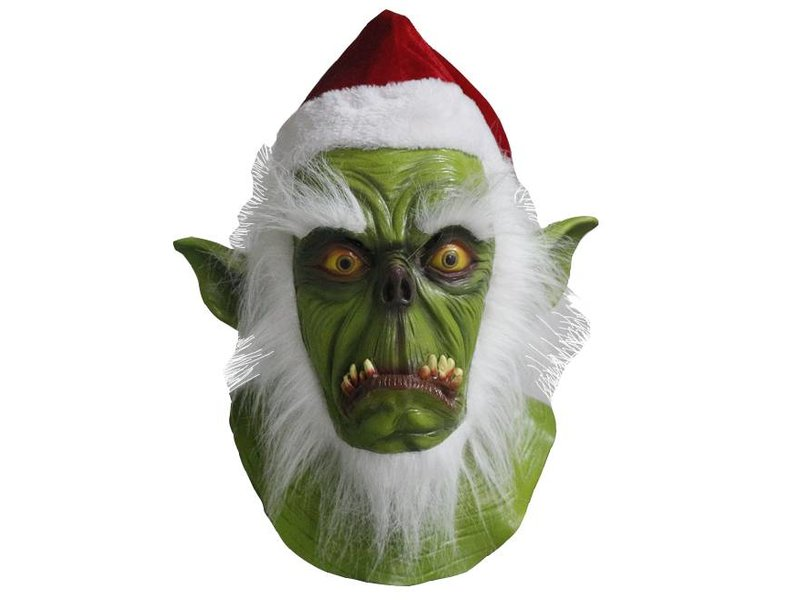 Grinch masker
