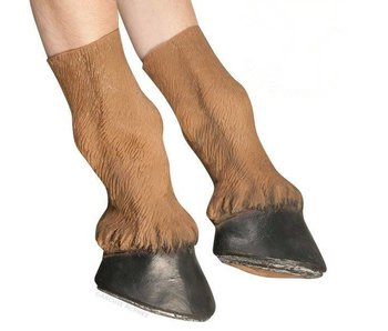 Horse legs props