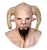 Krampus masker latex