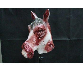 Horror paardenmasker