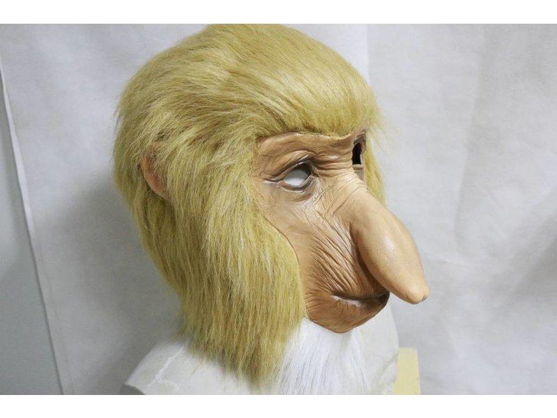 Neusdier uit Schandeloo masker