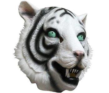 Tijgermasker (wit)