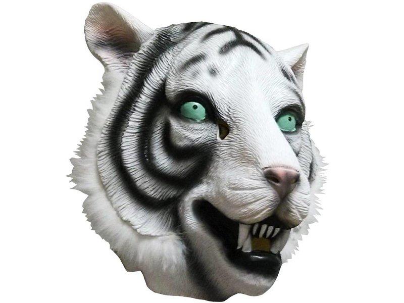 Tiger mask (white)