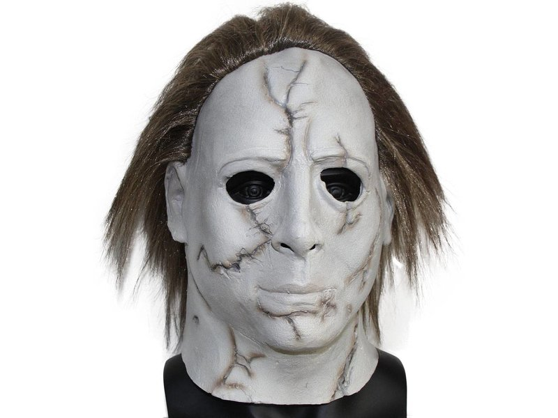 Michael Myers mask Deluxe (2007's movie, Rob Zombie's version)
