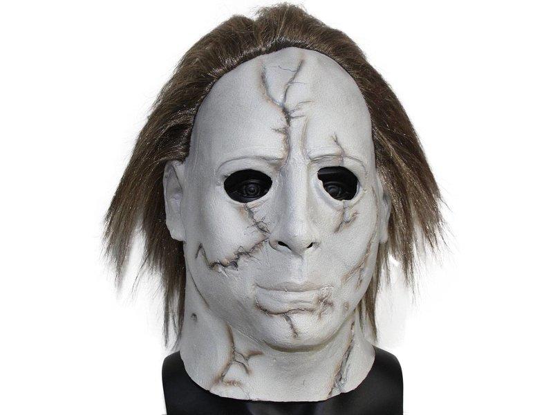 Michael Myers masker Deluxe (2007, Rob Zombie's versie)