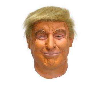 Maschera di Donald Trump - Deluxe