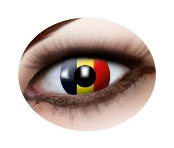 Party lenses (Belgian flag)