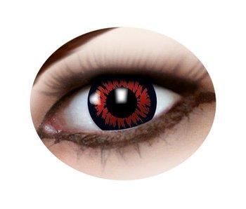 Red Werewolf lenses