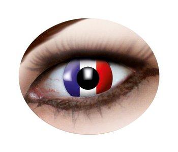French flag lenses