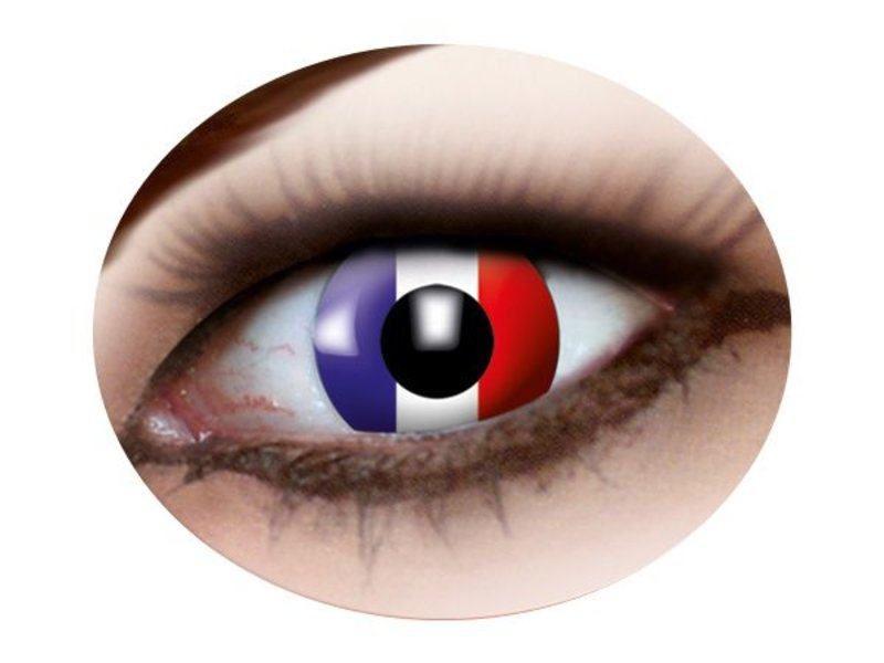 Party lenzen (Franse vlag)