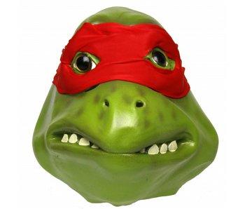 Ninja Turtle masker (rood) 'Raphael'