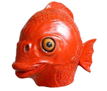 Fish mask (Goldfish)
