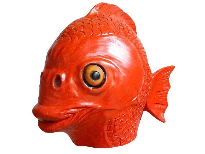 Vis masker (goudvis)