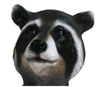 Wasbeer masker
