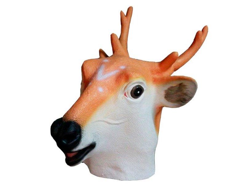 Latex deer mask