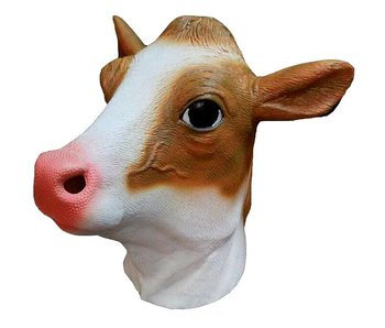 Cow mask (brown)