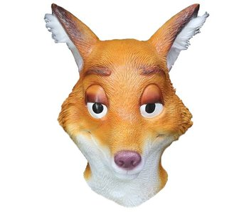 fox mask (Zootopia)