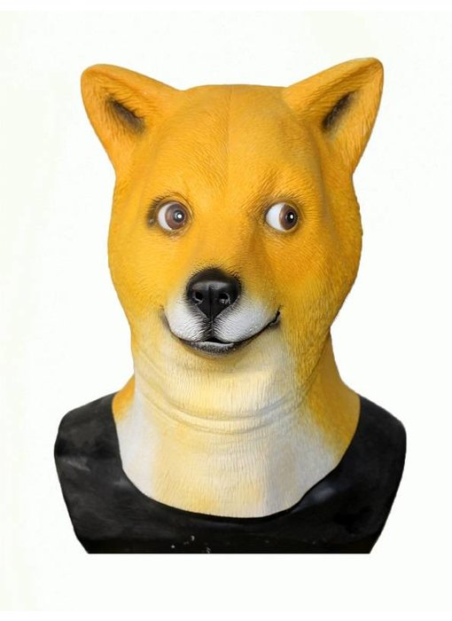 Hondenmasker 'Akita'