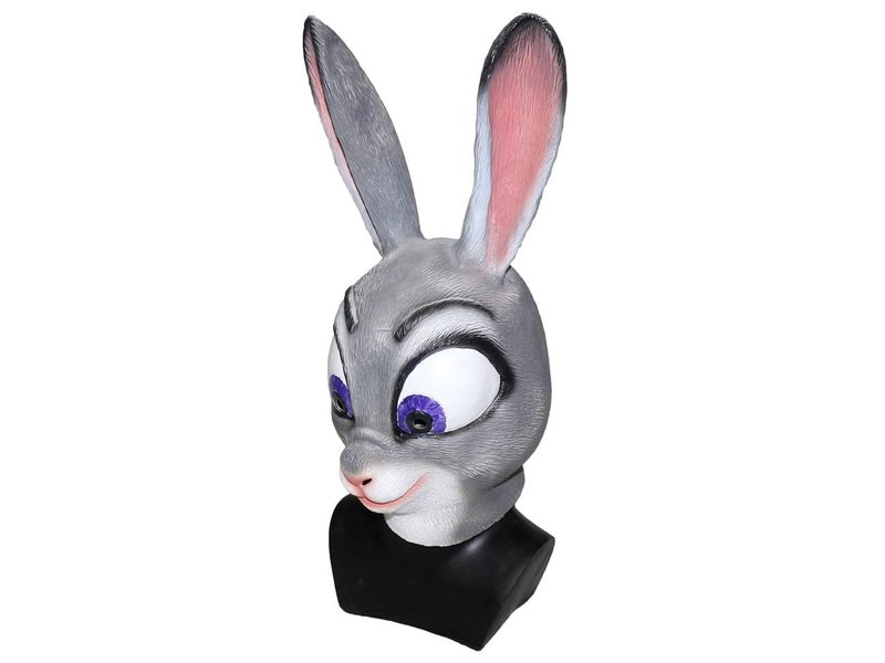 Konijn masker 'Judy' (Zootopia)