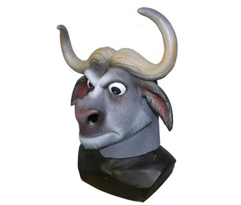 buffalo mask (Zootopia)