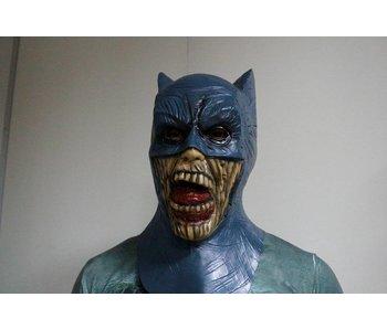 Black lantern Batman masker