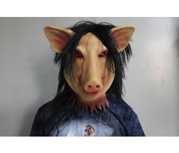 Jigsaw Pig mask
