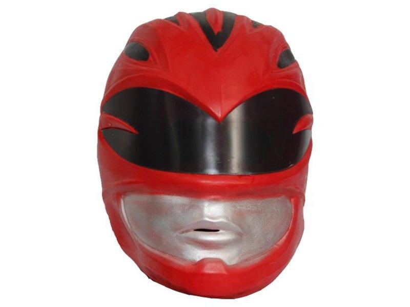 Power Ranger masker (rood)
