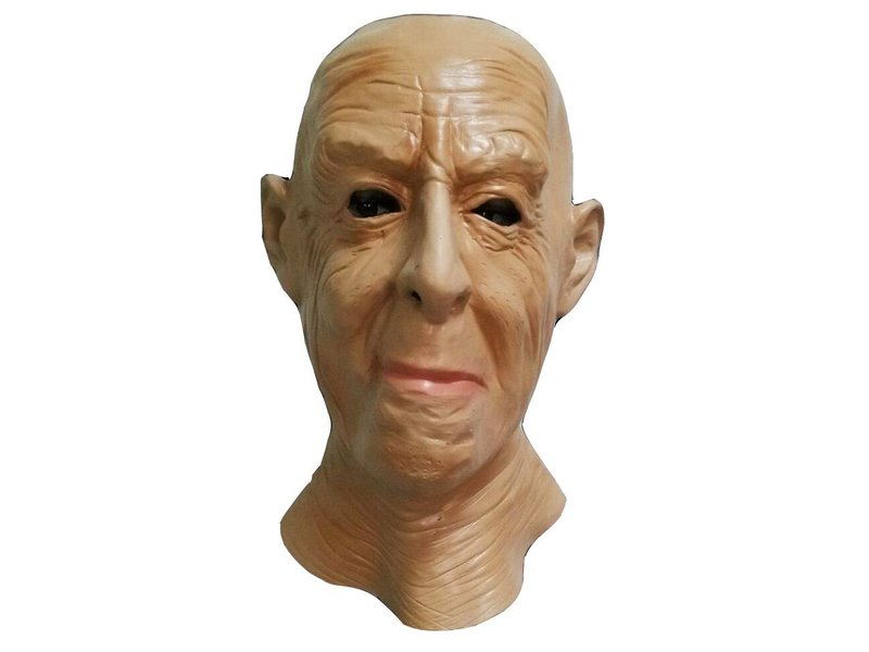Old man mask Deluxe
