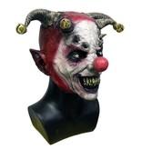 Horror Clown masker 'Jingle Hell'