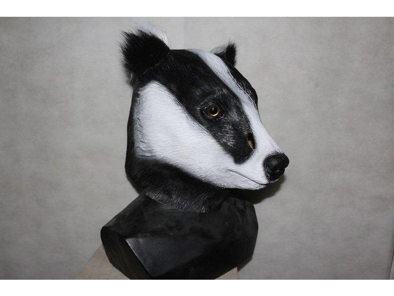 Das masker (zwart/wit)