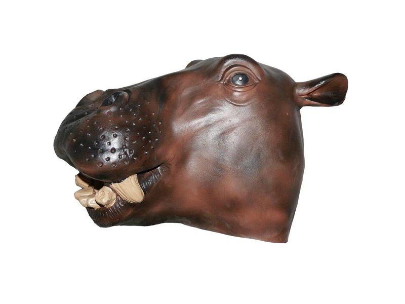 Nijlpaard masker
