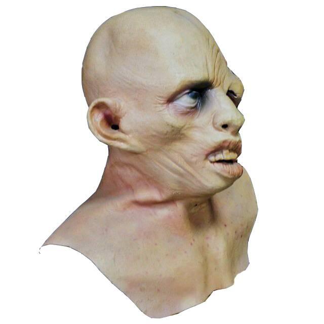 deformed face man - 549×640