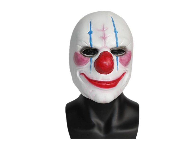 Payday mask 'Chains' / clown mask
