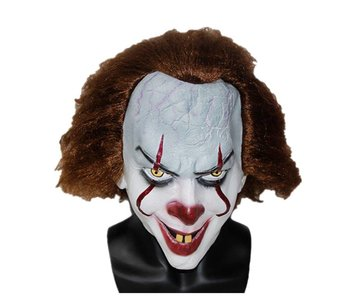 Pennywise mask Deluxe 'IT' (2017)