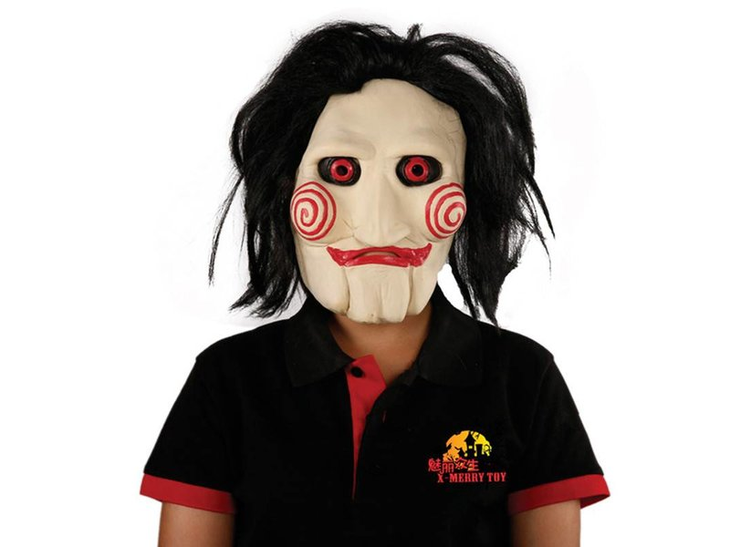 Jigsaw deluxe mask (The Saw) Deluxe