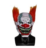 Horror Clown masker 'Killer Psycho'