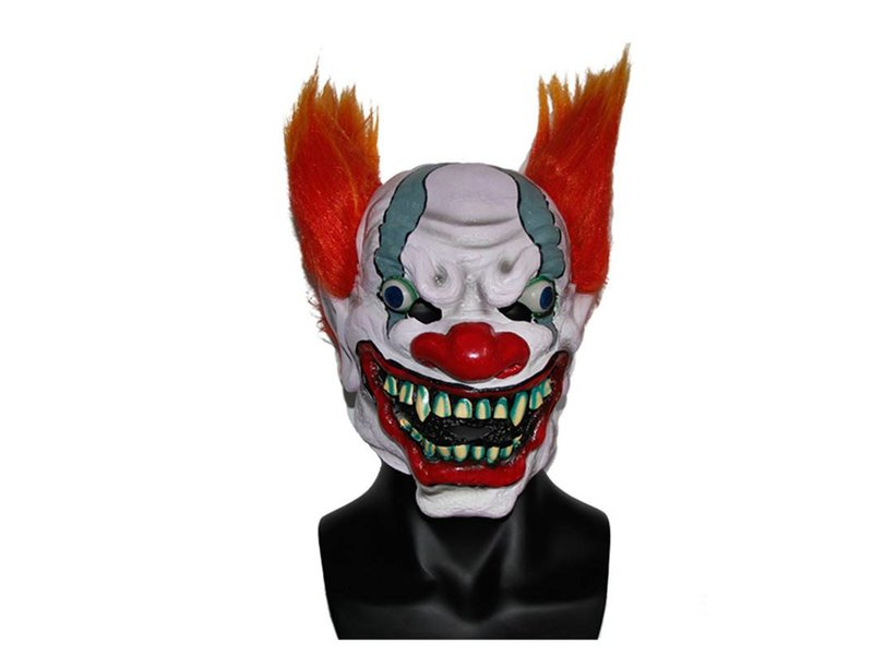 Horror clown mask 'Killer Psycho'