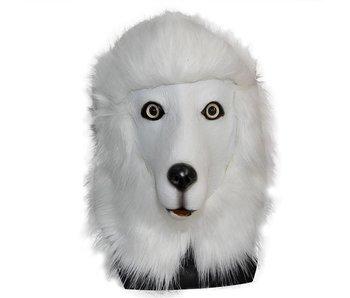 Hondenmasker Deluxe 'Poedel'