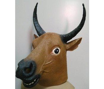Bull mask / Cow mask
