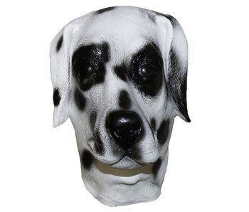 Dog mask 'Dalmatiër'