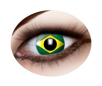 brazilian flag lenses