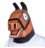 Loot Llama mask (Fortnite) brown