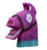 Loot Llama masker (Fortnite) paars