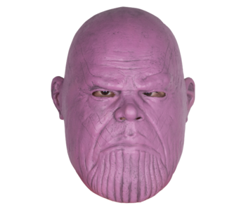 Thanos mask (Avengers / Marvel)