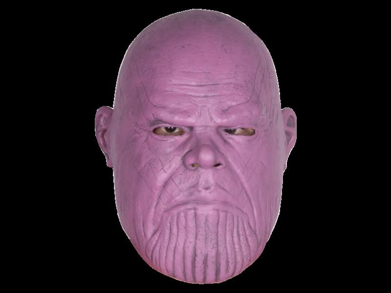 Thanos mask (Avengers / Marvel)